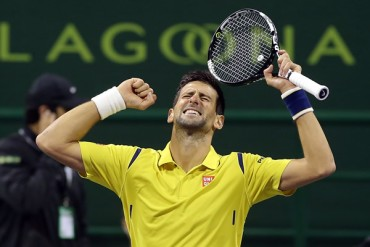 Djokovic fulminó a Nadal en la Final de Doha