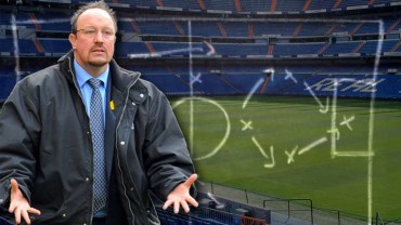 El experimento Benítez llegó a su fin en el Real Madrid