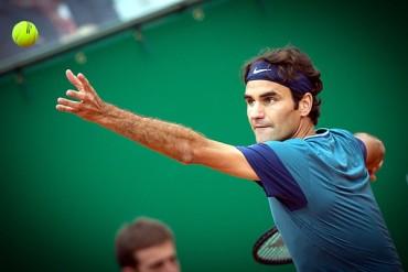 Federer alcanzó 300 triunfos en Grand Slam