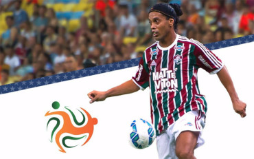 Ronaldinho, refuerzo de lujo para el Fluminense en la Copa de Florida