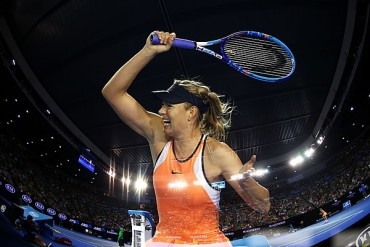 600 victorias para Maria Sharapova