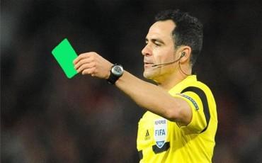 La tarjeta verde llega al fútbol italiano