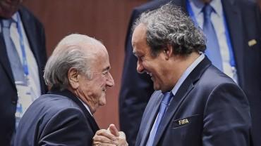 Escándalo FIFA: Reducen las sanciones de Joseph Blatter y Michel Platini