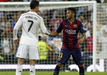 """Neymar: """"¿Cristiano? Sería muy bueno que jugase en el Barça"""""""