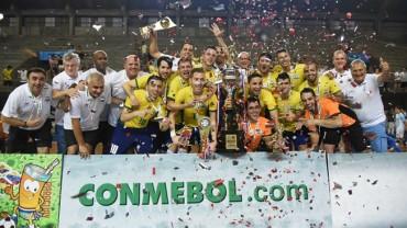 Sudamérica confirma a sus potencias para el mundial de Futsal