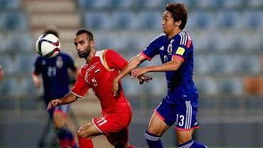 Siria, el milagro del fútbol entre el dolor