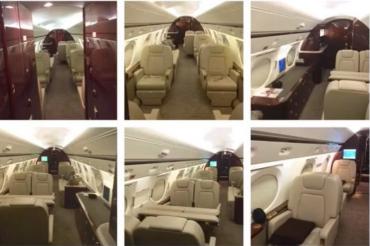 Floyd Mayweather presume en redes sociales de su nuevo jet privado