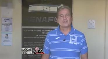 VIDEO: Jorge Luis Pinto también se une a la lucha contra el virus del Zika