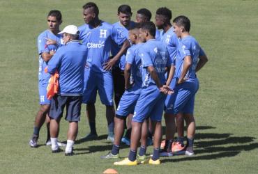 """La """"H"""" a ganar confianza hoy ante Guatemala"""
