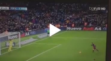 VIDEO: El penal del Barcelona que tiene a todo el mundo sorprendió