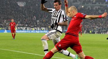 Juvenstus y el Bayer Múnich quedan tablas en Turín