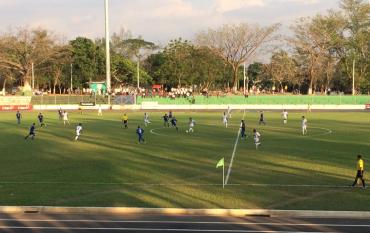 Sub- 20 de Honduras empató con su similar de El Salvador
