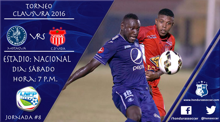 Lista la Jornada #8 del Torneo de Clausura de la Liga Nacional