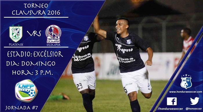 Lista la Jornada #7 del Torneo de Clausura de la Liga Nacional