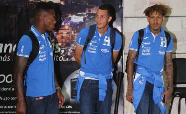 La Selección de Honduras viaja hoy por la tarde rumbo a Guatemala