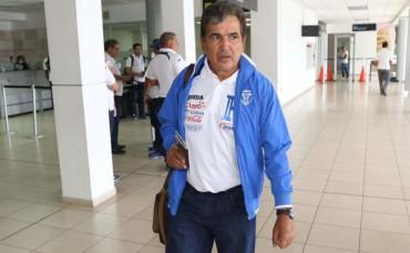 Jorge Luis Pinto viajará el jueves para reunirse con Andy Najar