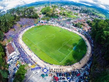 El estadio ecológico más hermoso de América Latina está en Guatemala