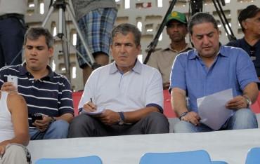Jorge Luis Pinto observará el amistoso entre Panamá y El Salvador
