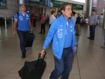 """Jorge Luis Pinto: """"Ante Guatemala vamos a jugar con mucho dinamismo"""""""