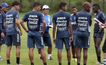 """La """"H"""" Sub-23 ya piensa en los dos amistosos ante Colombia"""