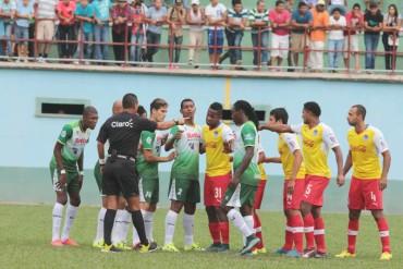 Riñas entre jugadores del Juticalpa FC y Olimpia les costo muy caro
