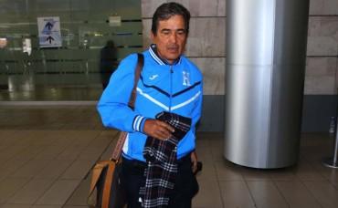 Jorge Luis Pinto viajó a Europa para hablar con Andy Najar