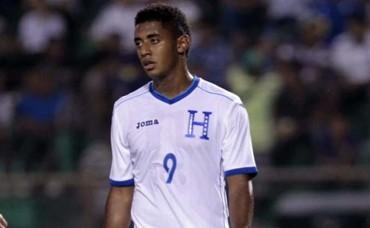 Anthony Lozano esta convocado para los encuentros ante El Salvador