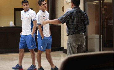 """Jorge Claros: """"Vamos a dar el máximo por esta Selección"""""""