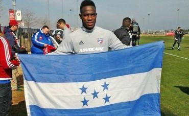 Maynor Figueroa debutó con la camisa del FC Dallas en amistoso