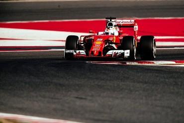 Ferrari superó a Mercedes en ensayos de Barcelona