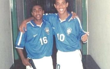 La fotografía de Ronaldinho que revoluciona las redes sociales en Brasil