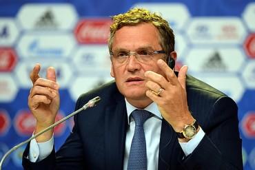 Suspendió FIFA 12 años a Jerome Valcke