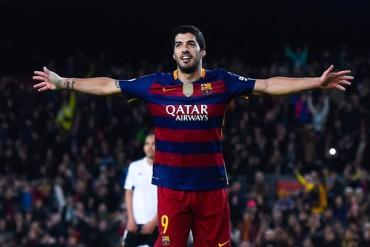 Suárez, el delantero más letal