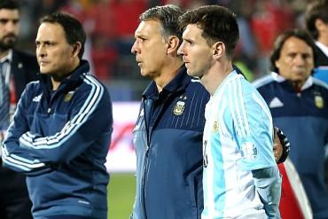 Messi, descartado para Juegos Olímpicos
