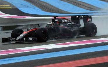 La lista de dorsales del Mundial 2016 de Fórmula 1