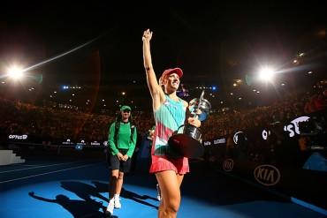 Kerber derrotó a Serena en la Final del AUS Open