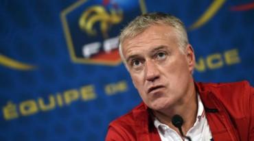 """Deschamps pide volver """"sin miedo ni ansiedad"""" al Stade de France"""