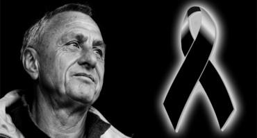 Falleció Johan Cruyff víctima de cáncer