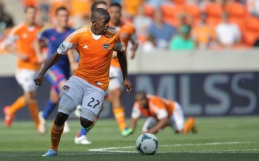 Houston Dynamo empató de local ante el New England Revolution