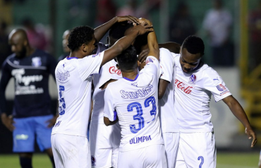 Copa Presidente: Olimpia clasifica a semifinales al eliminar al Honduras Progreso