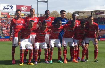 Maynor Figueroa inicia con pie derecho en la MLS con el FC Dallas
