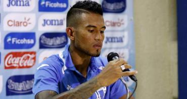 """Carlos Discua: """"Nuestro objetivo es ganar los dos partidos a El Salvador"""""""