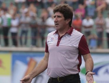 """Héctor Vargas: """"Pese al empate seguimos siendo líderes del torneo"""""""