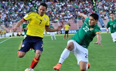 Colombia derrota a Bolivia en La Paz