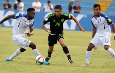 Partido, Mexico-Honduras se podría jugar a puertas cerradas