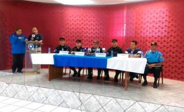 Se dio a conocer las medidas de seguridad para el juego El Salvador-Honduras