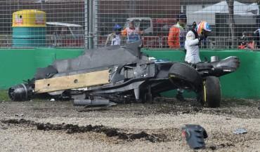 """Fernando Alonso: """"He gastado una de las vidas que me quedaban"""""""