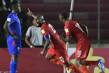 Panamá sufrió en casa para vencer a Haití