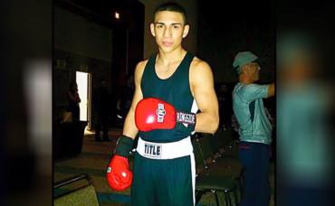 El Boxeador Teófimo López se clasifica a los Olímpicos de Rio 2016