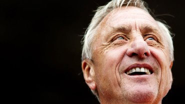 Johan Cruyff, el revolucionario del futbol